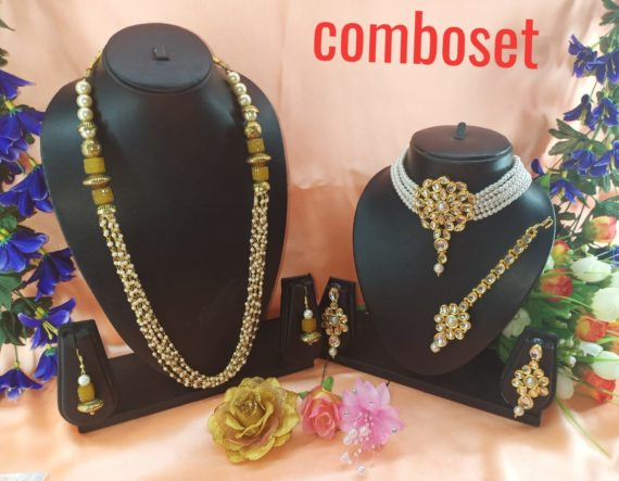 2 Sets Combo necklace set